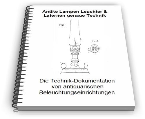 Antike Laternen : Antike Lampen, Leuchter Und Laternen Technik
