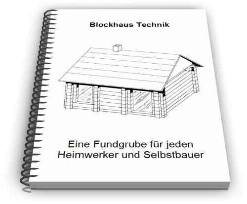 Holzhaus selber bauen - Haus aus Holz Technik