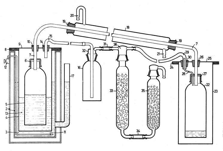 destille selber bauen destillation technik. Black Bedroom Furniture Sets. Home Design Ideas