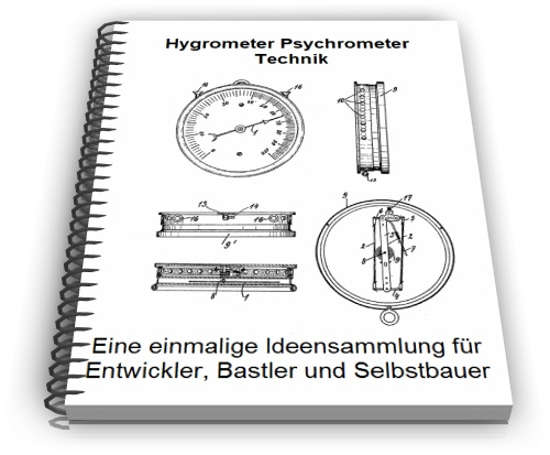 hygrometer selber bauen psychrometer technik. Black Bedroom Furniture Sets. Home Design Ideas