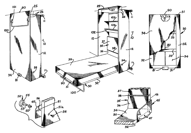 Klappbett selber bauen faltbett technik for Klappbett selber bauen