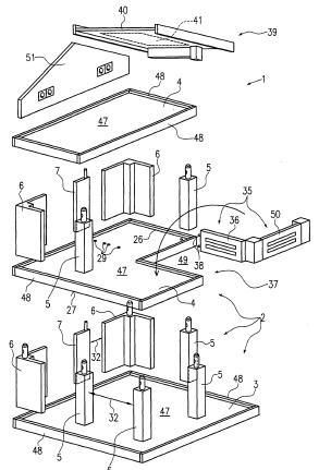 puppenhaus selber bauen puppenm bel technik. Black Bedroom Furniture Sets. Home Design Ideas