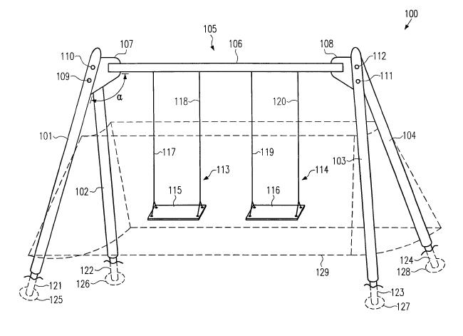 schaukel selber bauen gartenschaukel technik. Black Bedroom Furniture Sets. Home Design Ideas