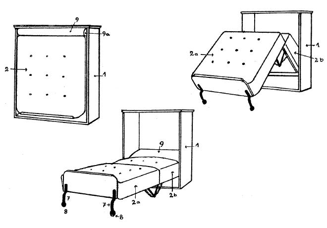 schrankbett selber bauen wandbett technik. Black Bedroom Furniture Sets. Home Design Ideas