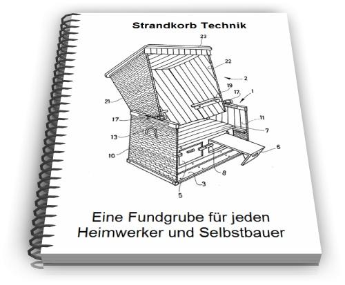strandkorb selber bauen strandstuhl technik. Black Bedroom Furniture Sets. Home Design Ideas
