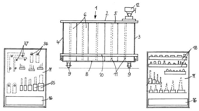 werkzeugwagen selber bauen werkstattwagen technik. Black Bedroom Furniture Sets. Home Design Ideas